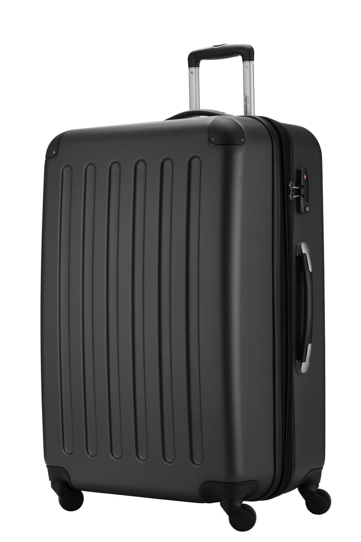 125 litre valise trolley rigide spree sac bagages couleure noir tsa secure 28 ebay. Black Bedroom Furniture Sets. Home Design Ideas